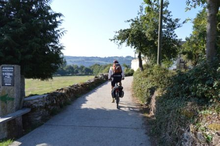The Way of St. James by bike