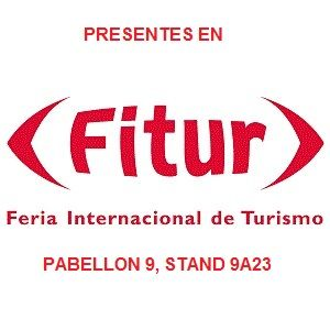 We will be at FITUR 2018